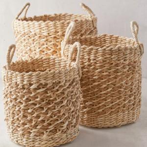 WYC Designs - SHOP - Aimee Baskets (Set of 3)