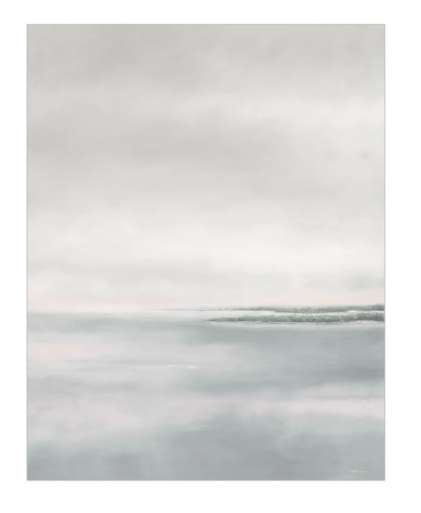 WYC Designs - SHOP - Foggy Sea Art