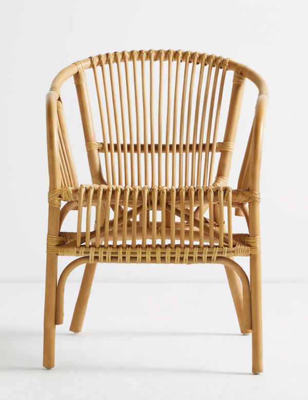 WYC Designs - SHOP - Pari Rattan Chair