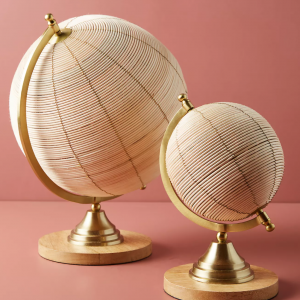 WYC Designs - SHOP - Rattan Globes