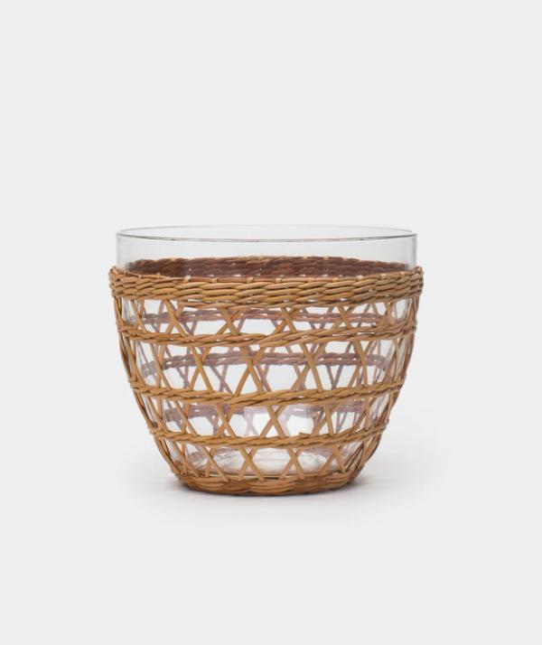 WYC Designs - SHOP - Rattan Bowl